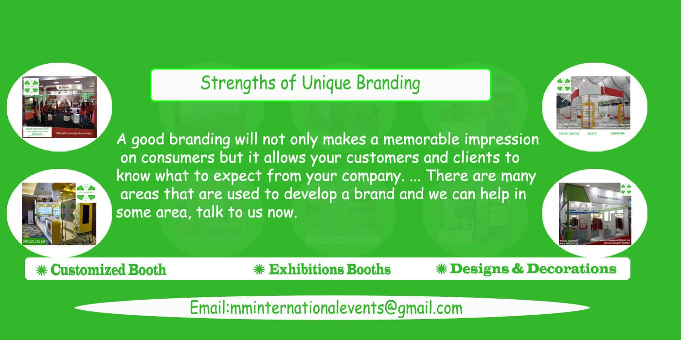 Leading Events and Exhibitions Services Myanmar