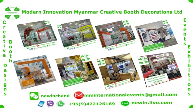 Leading Creative Events & Marketing Agency In Myanmar